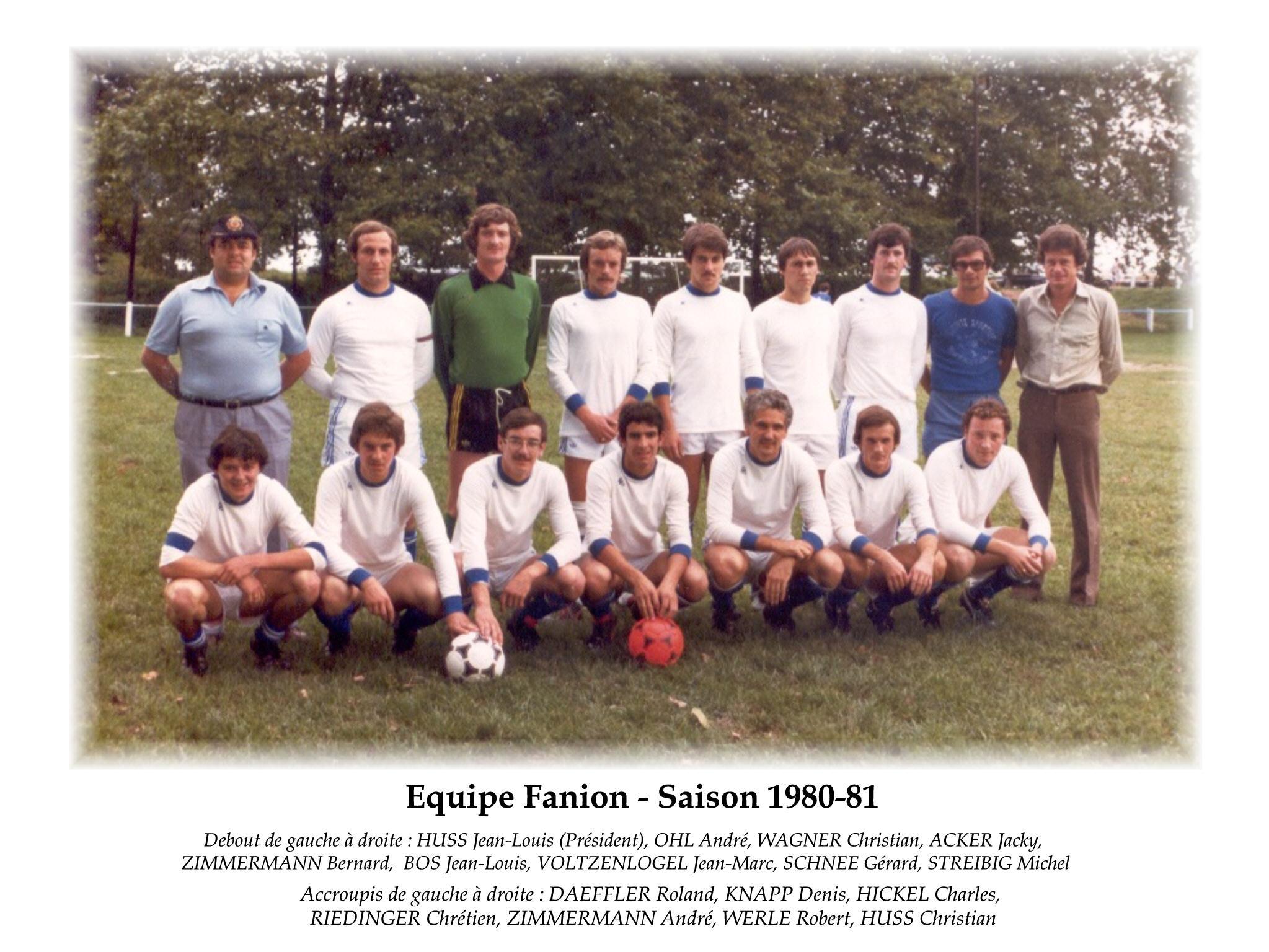 Annees 1980-81