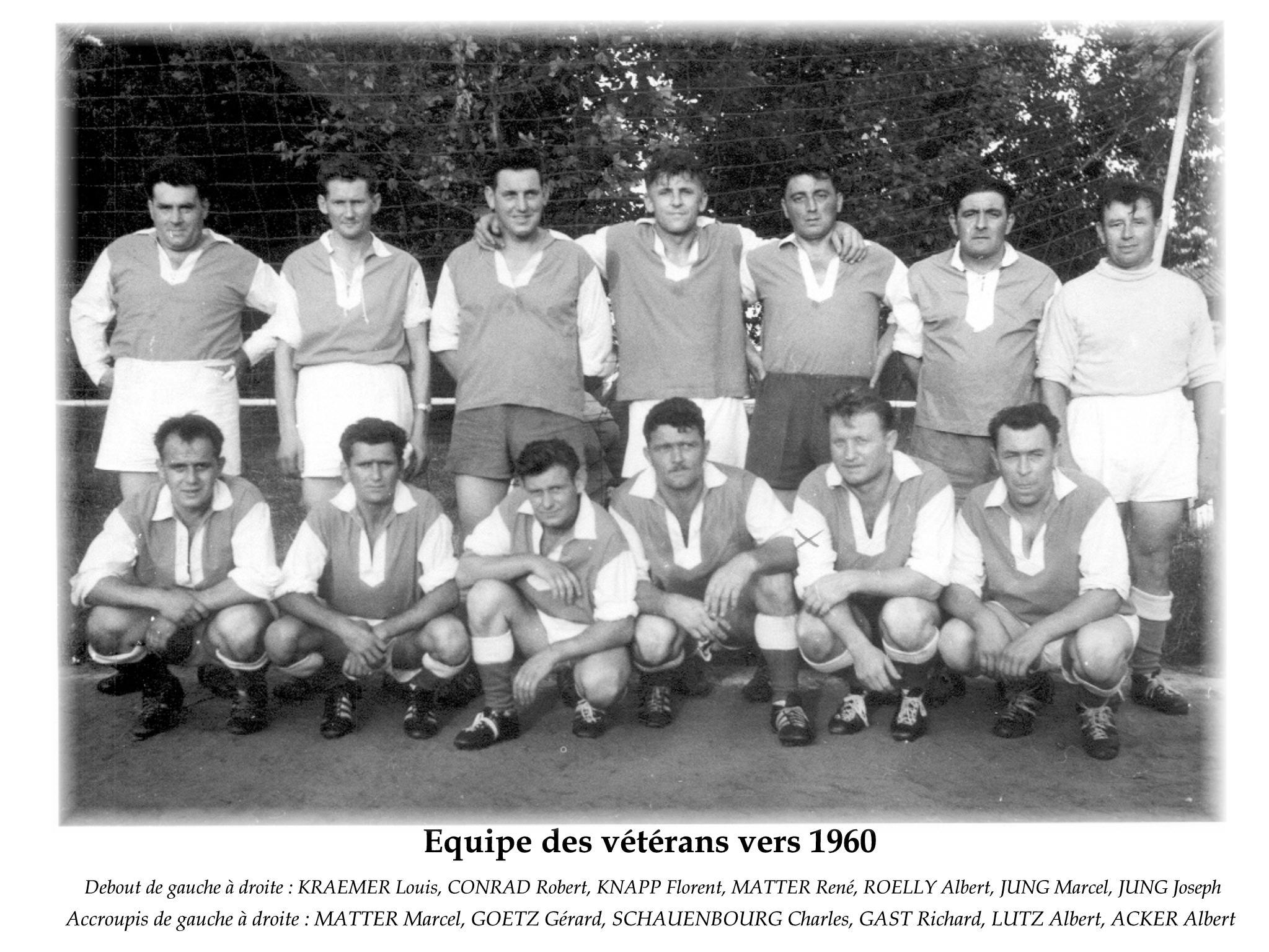 Veterans 1960