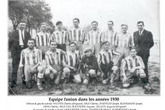 Annees 1930 a