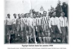 Annees 1930