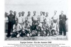 Annees 1940 a