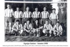 Annees 1950 a