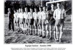 Annees 1950