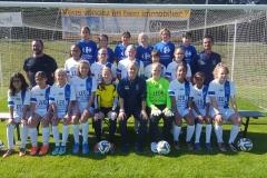 Equipe SSW Féminines U15 U13 saison 2016-2017