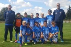 Equipe SSW U11 1 saison 2016-2017