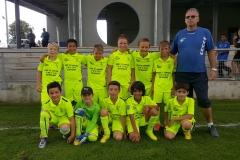 Equipe SSW U11 2 saison 2016-2017