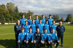 Equipe SSW U18 1 saison 2016-2017