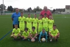 Equipe SSW U11 saison 2017-2018