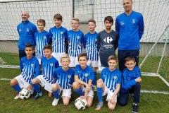 Equipe SSW U13 1 saison 2017-2018