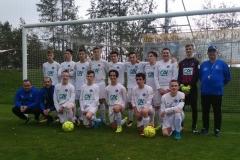 Equipe SSW U18 Saison 2017-2018