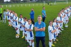 Equipes SSW Féminines saison 2017-2018