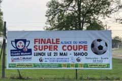Banderole Finale Super Coupe 2018-1