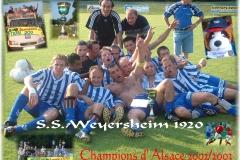 Champions d'Alsace 2003 a