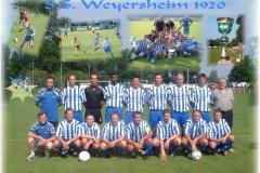 Champions d'Alsace 2003 fc