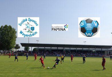 Finale de la Super Cup Pamina 2017 à Weyersheim